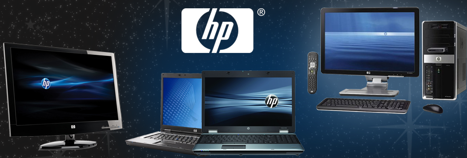 HP десктоп и преносни компјутери, монитори!